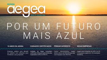 Capa da Revista Aegea Edição 29