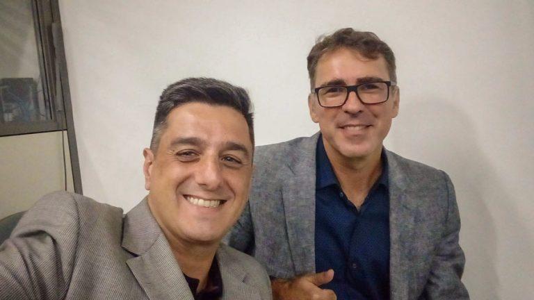 Osmar Rosa e Wagner Carvalho