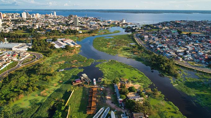 Cidade de Manaus - AM