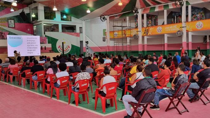reunião Mangueira